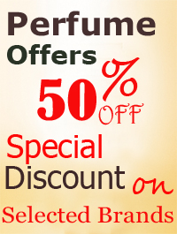 Perfumes Special Sale Offers