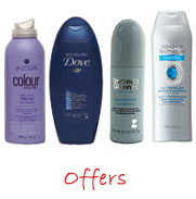 Haircare offers