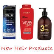 Haircare New Products
