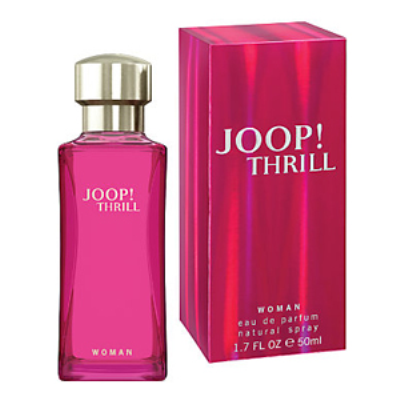 joop thrill perfume for women by joop 50ml. Black Bedroom Furniture Sets. Home Design Ideas