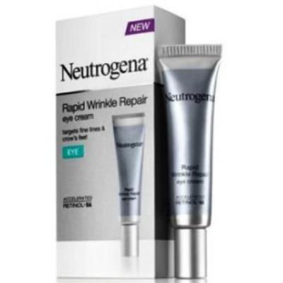 Rapid Wrinkle Repair Eye Cream Skin Care For Women By Neutrogena